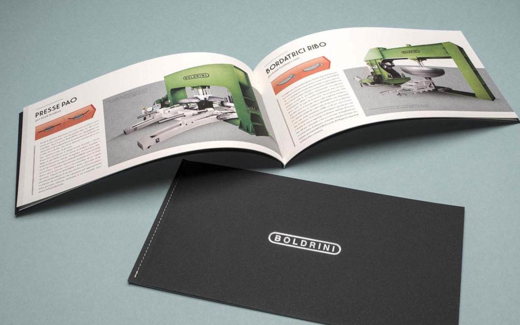 realizzazione brochure boldrini